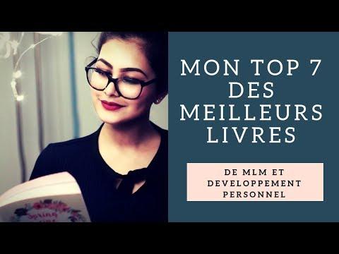 Live 32 - Voilà mon top 7 des Meilleurs Livres de MLM et de Développement personnel