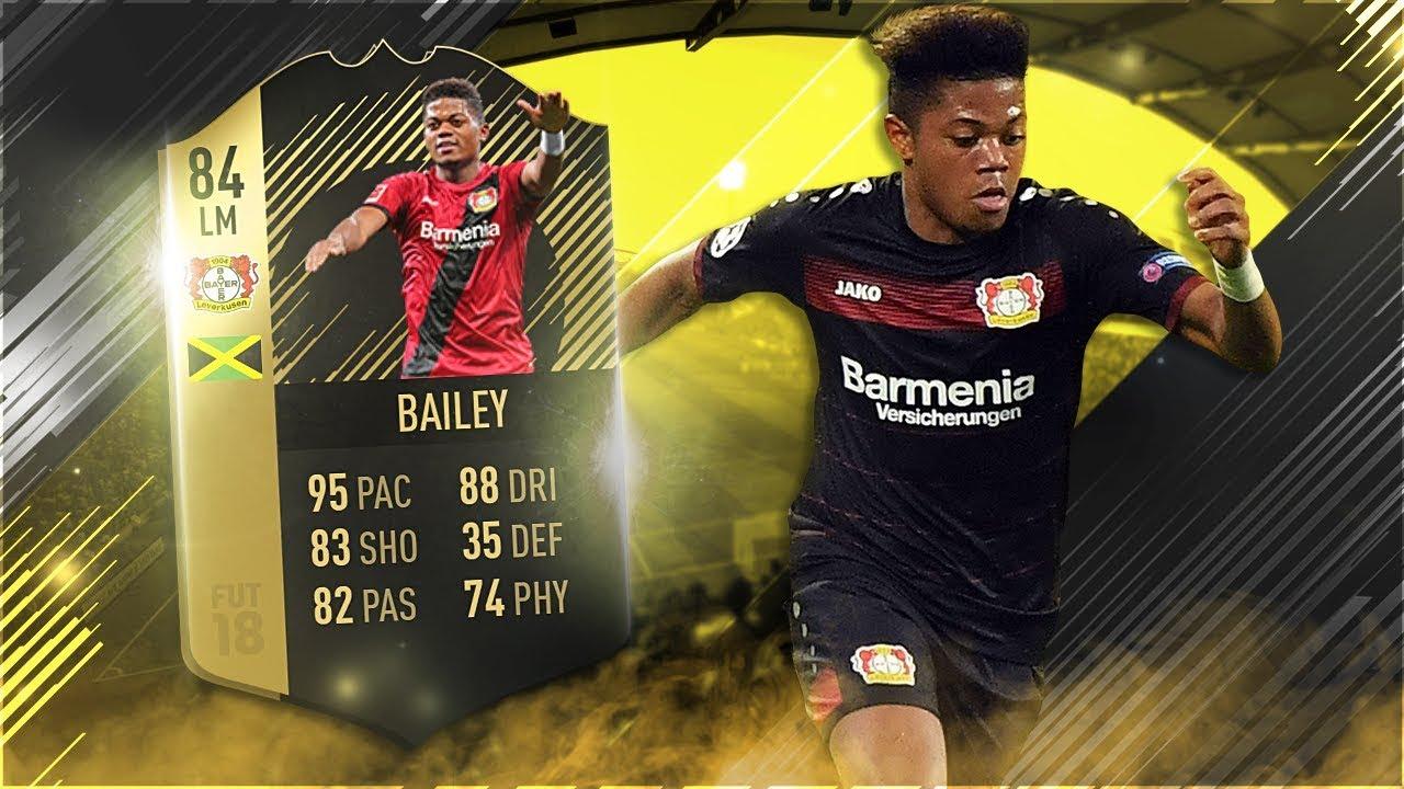 Bailly Fifa 18
