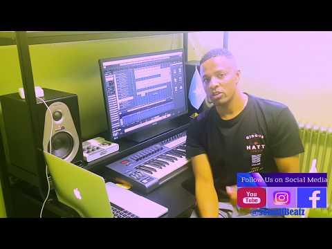 Make Somali classic music ( New Video 2018 )  ( SomaliBeatz ) How to make beats thumbnail