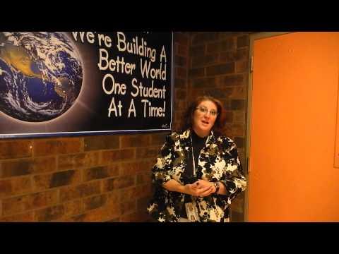 Anti Bully Testimonial by Winman Junior High Schools vice principal Donna Zannelli for Tim Charron