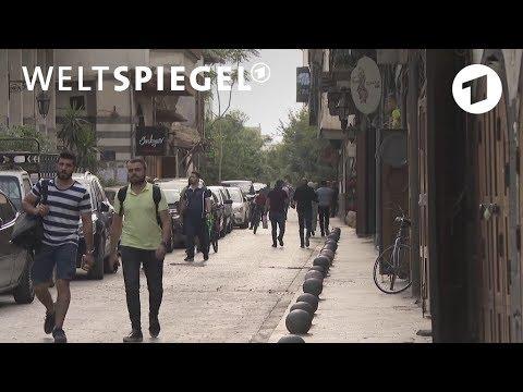 Syrien: Alltag in