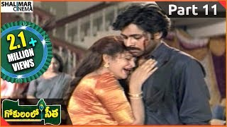 Gokulamlo Seeta Movie Part 11/11 || Pawan Kalyan, Raasi