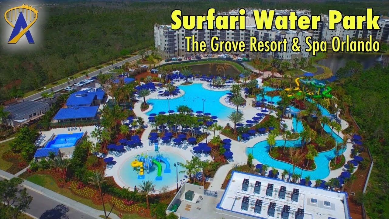Grove Park Spa Orlando