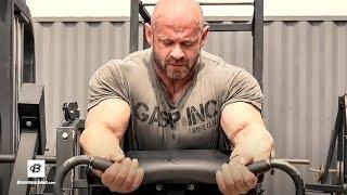 Blood Volume Biceps & Triceps Workout | Branch Warren, Tony Sentmanat, & John Bartolo