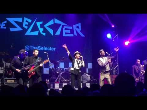 THE SELECTER Live In Leeds Uk 2017