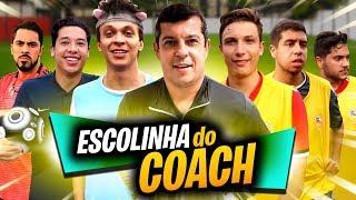 ARTHUR MITOU E O JULIO COCIELO MORREU! - ESCOLINHA DO COACH #2