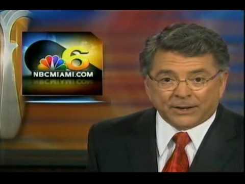 WTVJ's Last Analog Broadcast - June 26, 2009 - part two