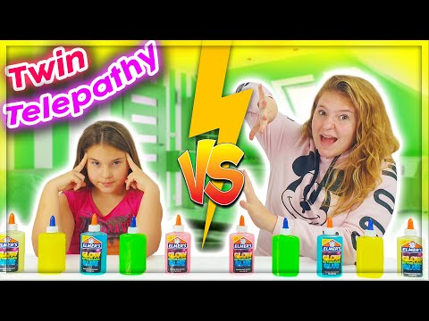 New Twin Telepathy Slime Challenge !