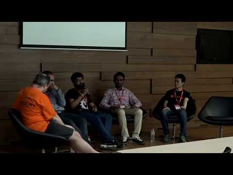 How does blockchain fit into the FOSS community? (Panel Discussion)