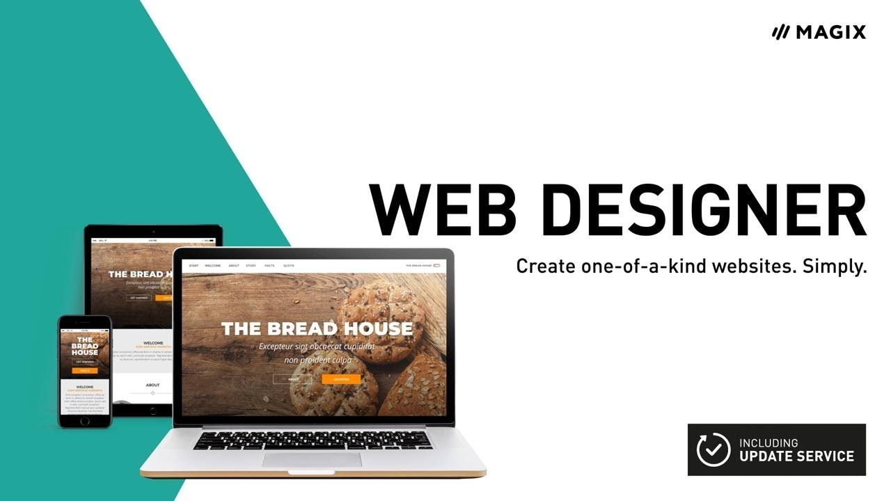 Xara Web Designer Easily Create Your Own Website 2019