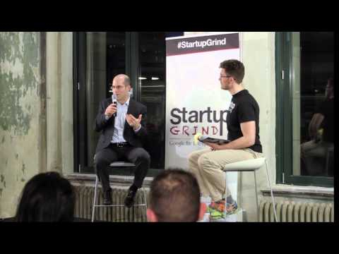 David Teten (ff Venture Capital) at Startup Grind New York City