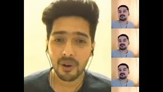 Theher Ja - Armaan Malik - Vinay - Karaoke - Sing Along