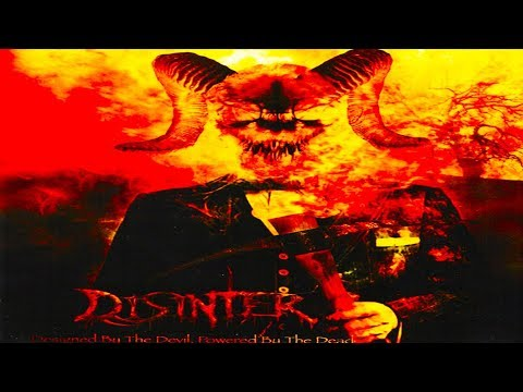 Disinter - Designed By The Devil, Powered By The Dead   Full Album (Death Metal)