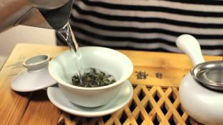 How to Brew Chinese Tea: Intro to Gongfu Tea Ceremony using Gaiwan