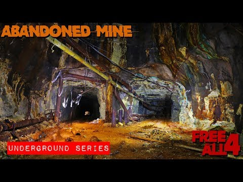 Abandoned Colorado Mine Exploration
