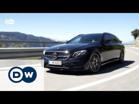 Neuauflage: Mercedes E-Klasse T-Modell | Motor mobil - YouTube