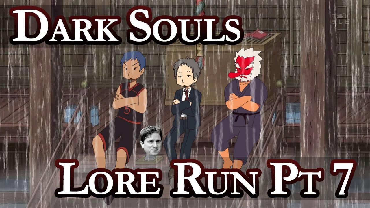 Dark Souls Ii Lore And Speculation: Parte 7 (Lower Undead Burg, Capra