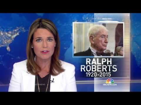 Remembering Ralph Roberts A.K.A. Chairman Of Comcast (1925-2015)