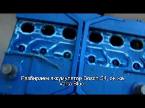 аккумулятор для автомобиля bosch s4 026