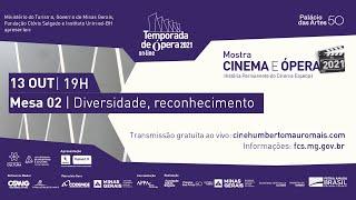 HISTÓRIA PERMANENTE DO CINEMA ESPECIAL |  Diversidade, reconhecimento
