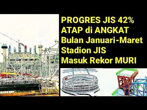 Pembangunan Stadion JIS Akan Masuk Rekor Muri