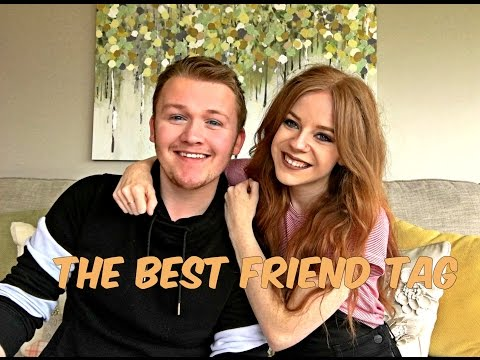 The Best Friend Tag  Kyle & Clare