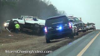 12/27/2014 Nashville, TN Wet Roads Slow Traffic