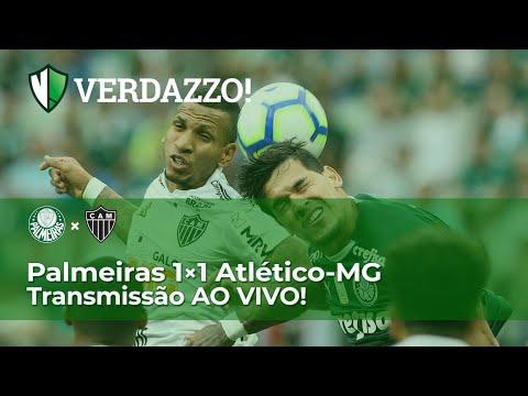 Palmeiras X Atlético-MG - Brasileirão 2019 - TRANSMISSÃO AO VIVO!