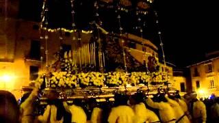 Bailando a la virgen de la esperanza de mallorca 2012. ALUCINANTE VIDEO!!