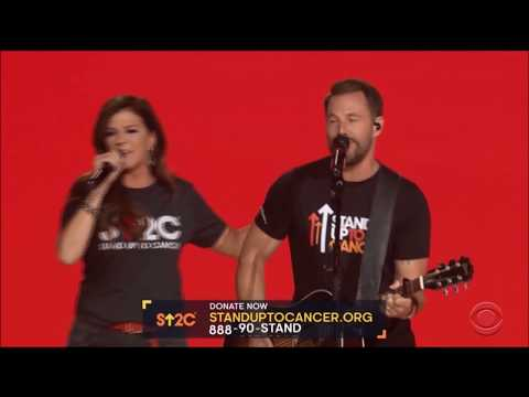 Little Big Town Performs Live At Stand Up 2 Cancer 2018 HD 1080p
