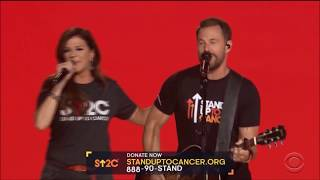 Little Big Town performs live at Stand Up 2 Cancer 2018 HD 1080p Video