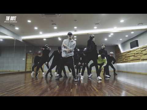THE BOYZ(더보이즈) _ Special performance (MMA + AAA) DANCE PRACTICE VIDEO