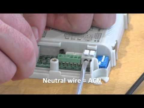 Dimmable Driver Wiring Tutorial Youtube