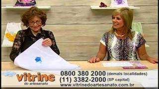 Baixar Cravo em Guipir com Zilda Mateus - Vitrine do Artesanato na TV