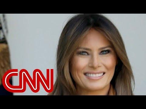 Melania praises LeBron after Trump slams him