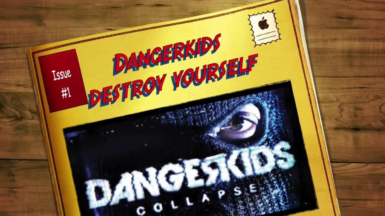 Dangerkids Destroy Yourself Lyrics Youtube