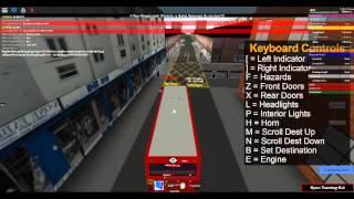 193 East London Bus Simulator Roblox