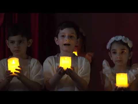 Հրաժեշտ Այբենարանին. «Վարդանանք» կրթահամալիր, 2017թ.