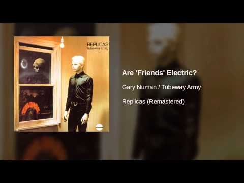 Gary Numan / Tubeway Army - Are 'Friends' Electric?