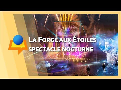 La Forge aux Étoiles au Futuroscope, par le Cirque du Soleil
