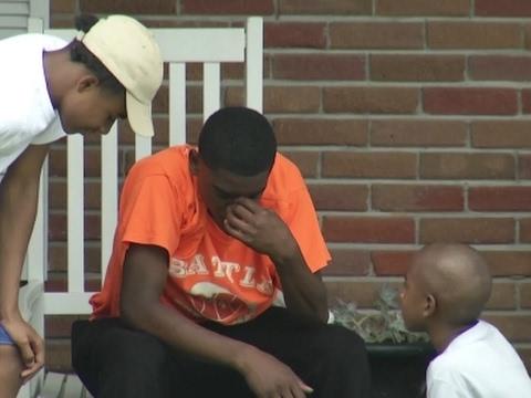 Associated Press: Miss. Shooting Survivor: He Took a Bullet for Me