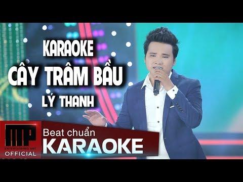 KARAOKE - BEAT CHUẨN - Cây Trâm Bầu - Lý Thanh | MP OFFICIAL