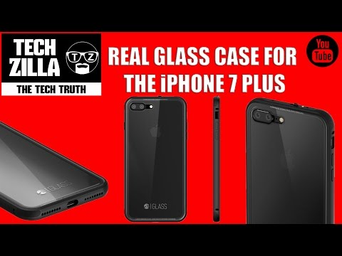 SwitchEasy Glass iPhone 7 Plus review - Glass and Metal Bumper Case