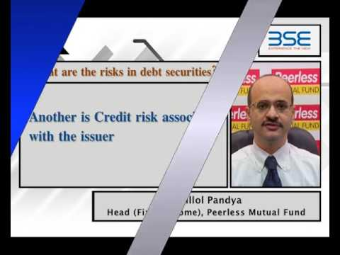 Know the risk in Debt Securities?