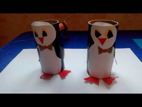 Поделки из бумаги и картона.Toys with their own hands. Crafts from paper and cardboard.