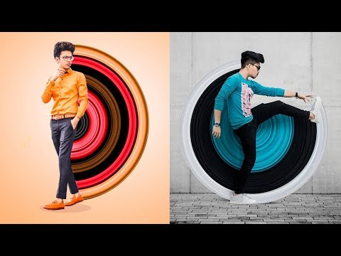Amazing Portrait Effect | PicsArt Editing Tutorial | PicsArt Photo Editing thumbnail
