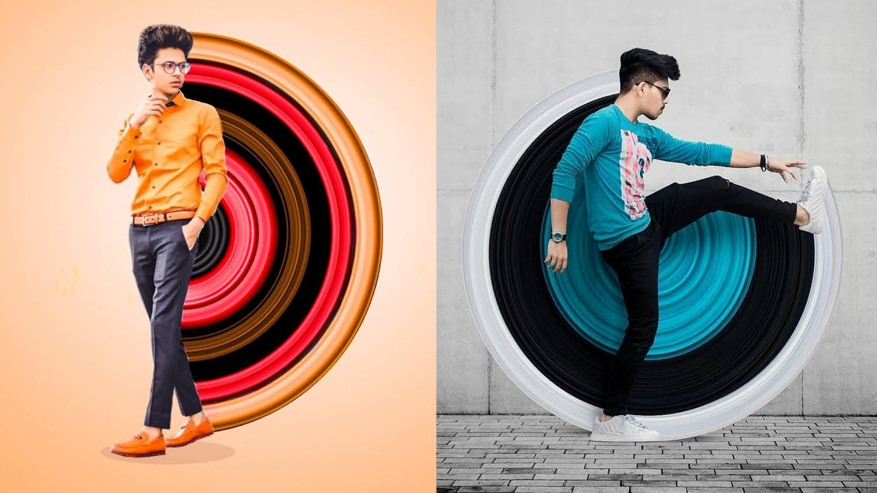 Amazing Portrait Effect | PicsArt Editing Tutorial ...