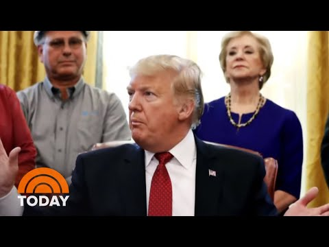 President Donald Trump Calls Border Wall Talks 'Waste Of Time' In NYT Interview | TODAY Mp3