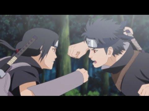 uchiha shisui vs danzo - photo #8