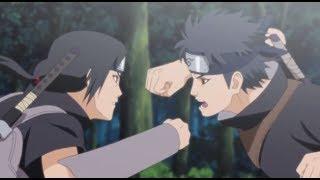 Naruto Ultimate Ninja Storm Revolution: ITACHI vs SHISUI UCHIHA